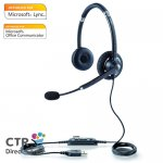 UC VOICE 750 Duo MS USB Headset